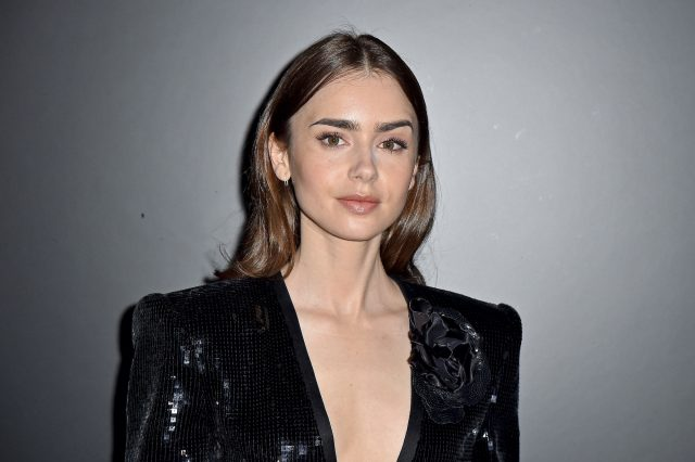 Lily Collins Lost Her British Accent Watching a Famous Children's Movie