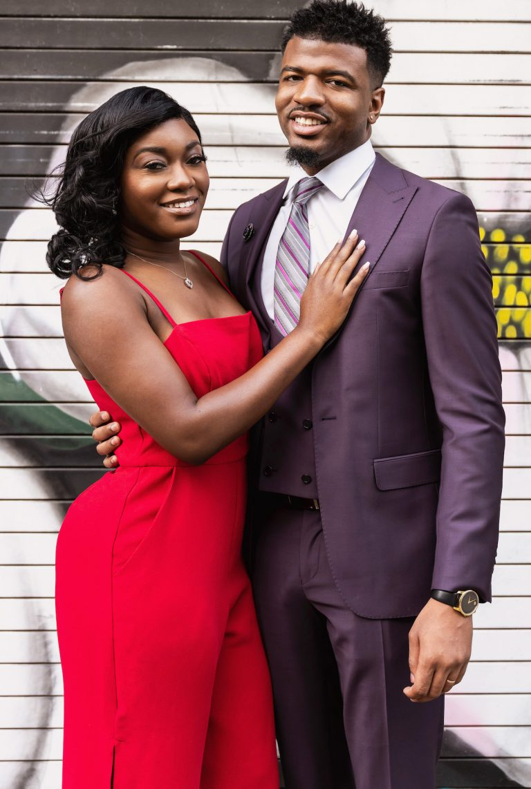 Married at First Sight couple Chris Williams and Paige Banks