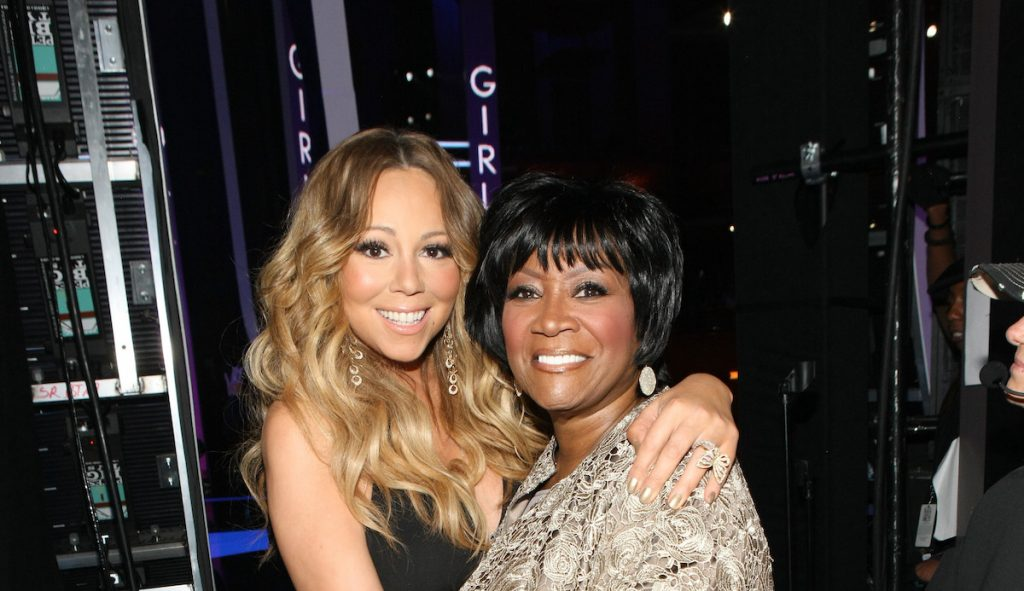 Mariah Carey and Patti LaBelle