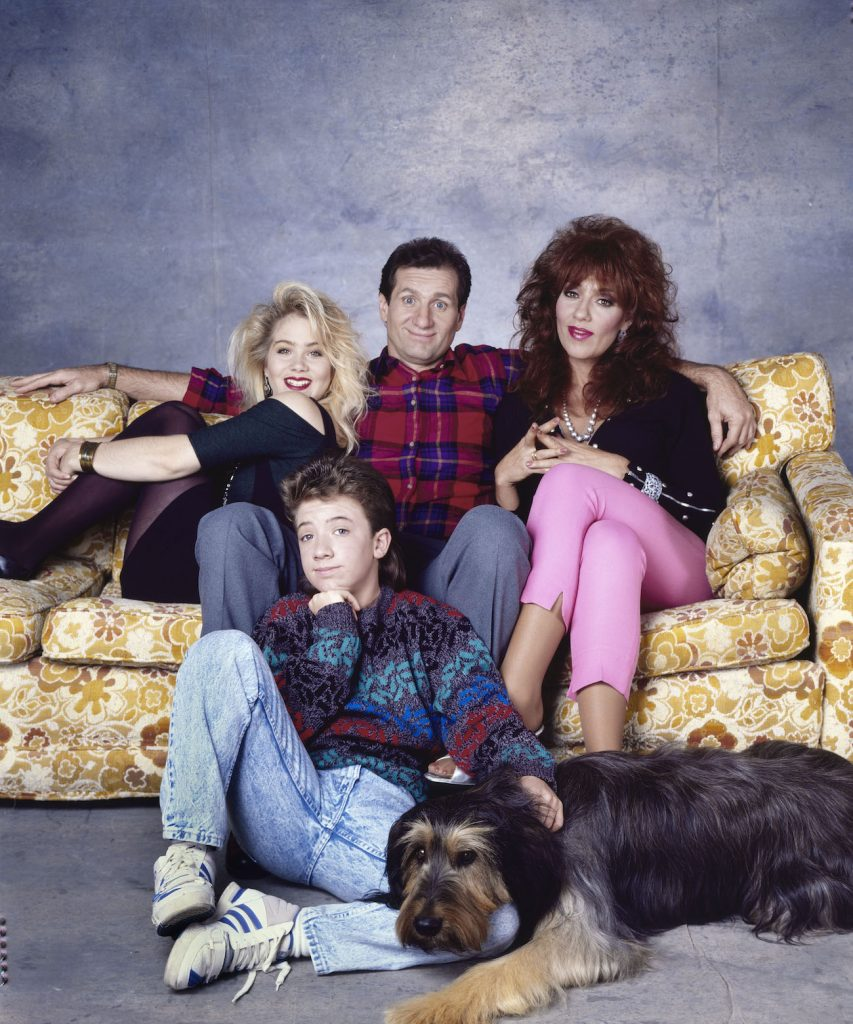 Married with Children cast photo