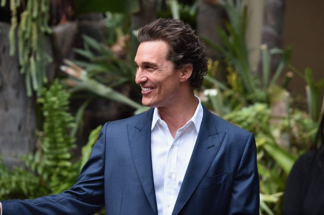Matthew McConaughey Says This Definition of Humility Gives Him More Confidence