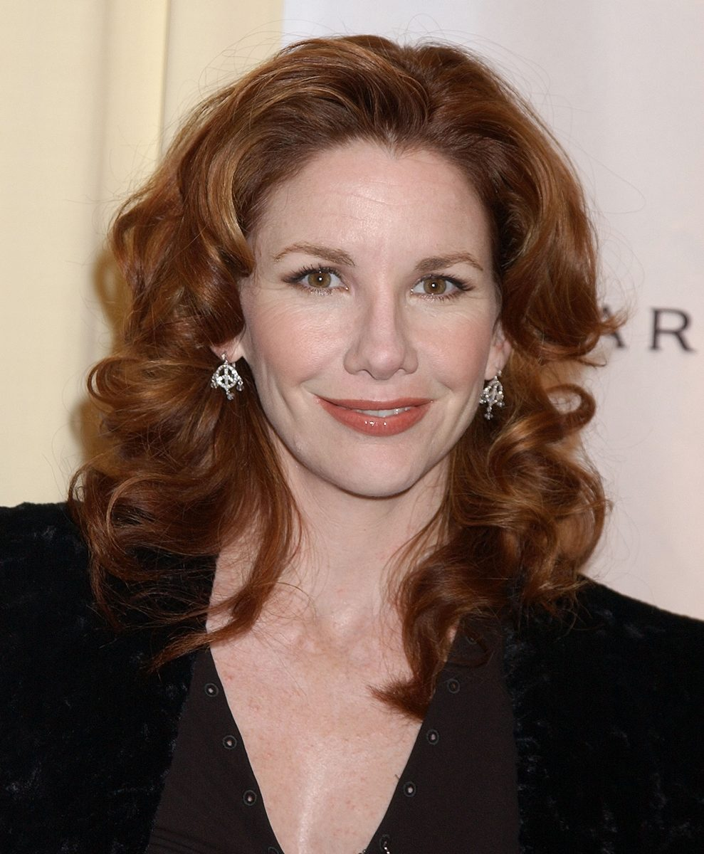 A close-up of Melissa Gilbert at the Bvlgari Celebrates Valentine's Day at its New Rodeo Drive Store