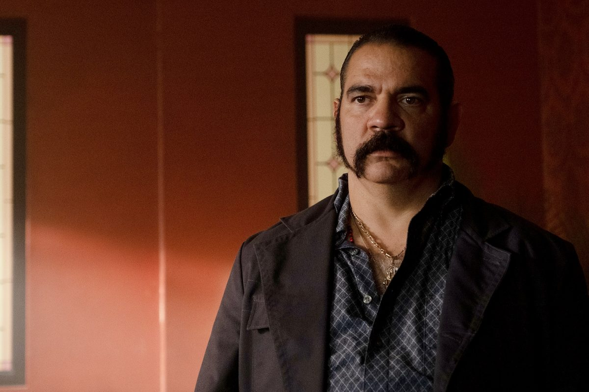 Pote actor Hemky Madera in Queen of the South