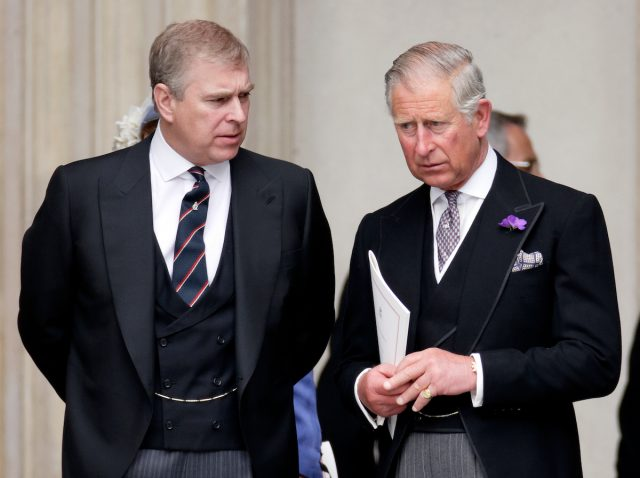 Prince Charles Just Took One Of Prince Andrew's Most Coveted Royal Titles