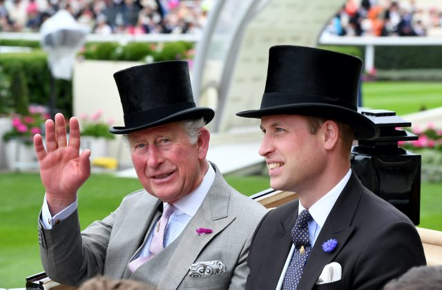 Will Prince Charles Step Aside for William to Be King?