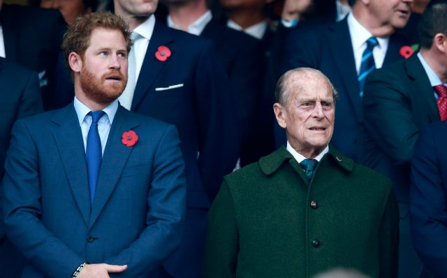 Prince Harry Is Back in U.K. Ahead of Prince Philip's Funeral – But Where Is He Staying?