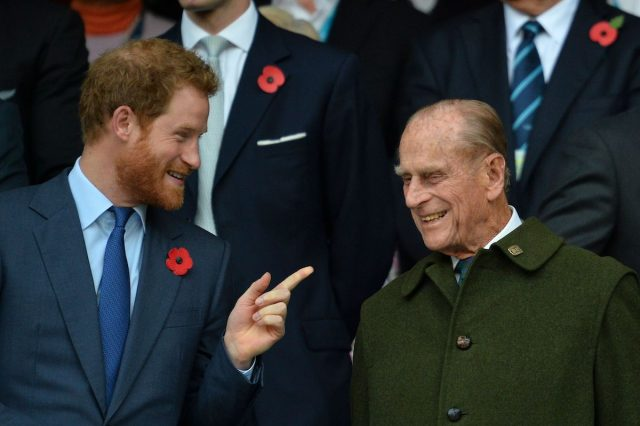 Prince Harry Looks Exactly Like a Young Prince Philip in This Photo
