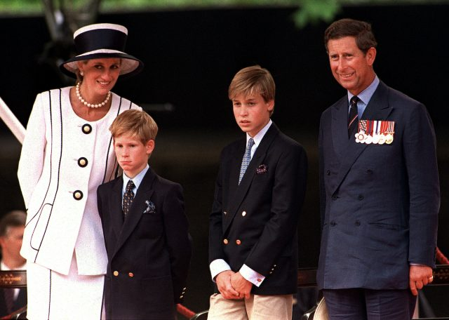Prince Harry Has a Lot of Princess Diana's Personality While Prince William Is Aligned With Prince Charles, Royal Expert Says