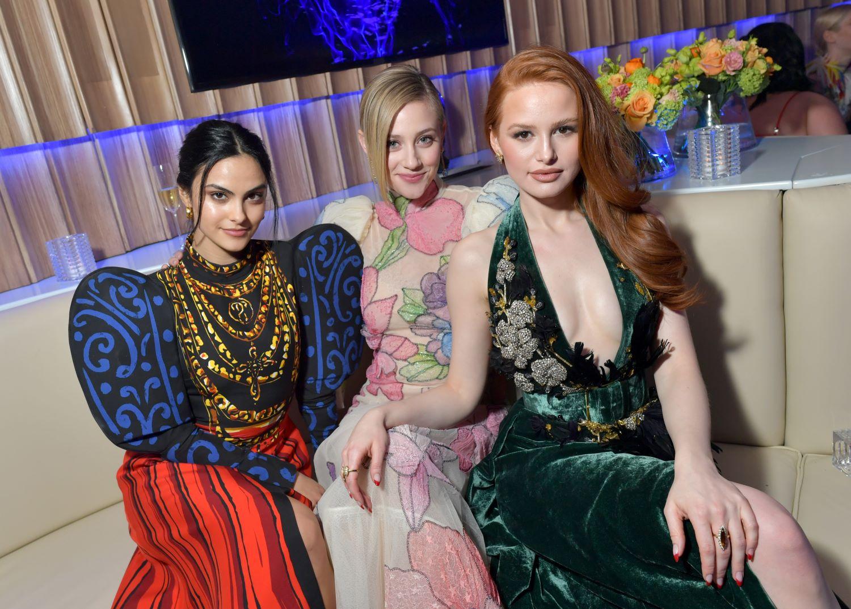 'Riverdale' stars Camila Mendes, Lili Reinhart, and Madelaine Petsch