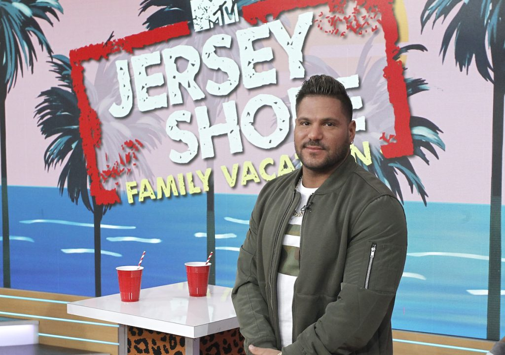 Ronnie Ortiz-Magro, who some fans are petitioning to have removed from 'Jersey Shore'