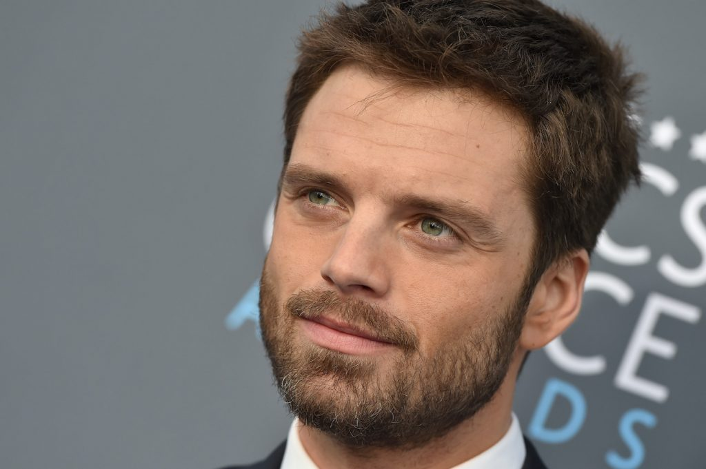 Sebastian Stan of 'The Falcon and the Winter Soldier' headshot