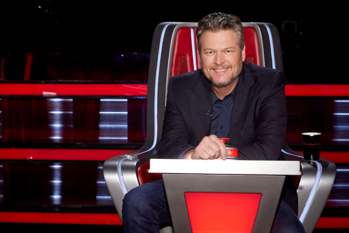 Blake Shelton Christmas Special 2021 The Voice Blake Shelton Names The Coach That Was The Easiest Defeat Of My Career