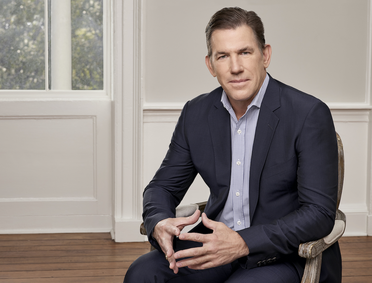 Thomas Ravenel from Southern Charm