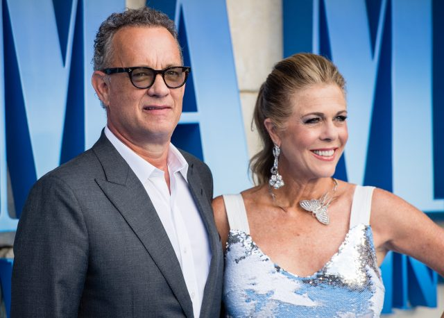 Tom Hanks: Wife Rita Wilson 'Makes Me Laugh Harder Now Than She Did In '86'