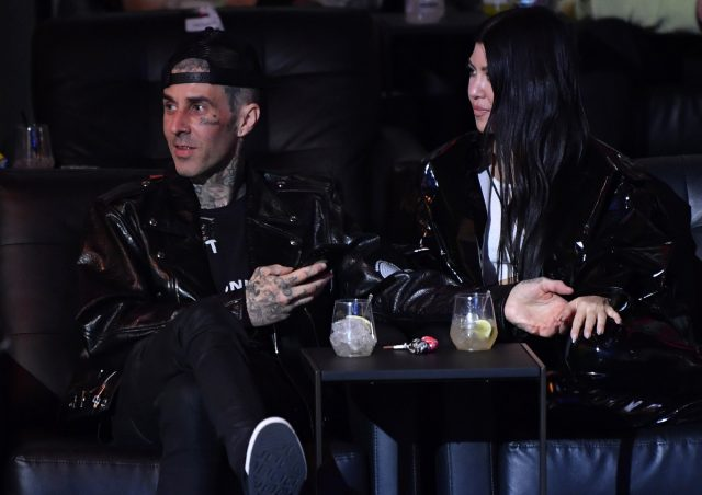 Kourtney Kardashian Adorably Calls Travis Barker Her 'Boyfriend' in TikTok Family Challenge With Their Kids