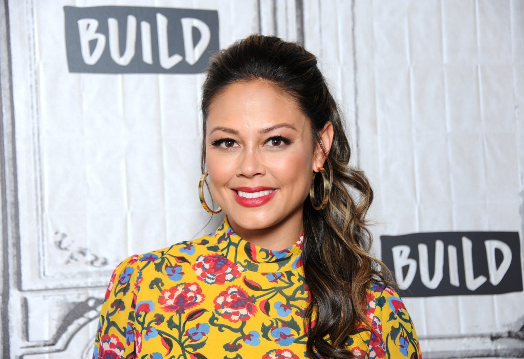 Vanessa Lachey starred on 'The Bold and the Beautiful.'
