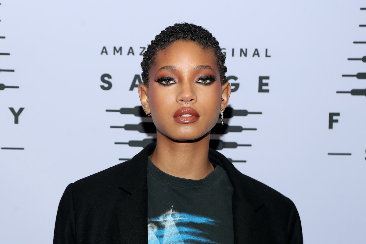 Willow Smith attends Rihanna's Savage X Fenty Show Vol. 2 in Los Angeles