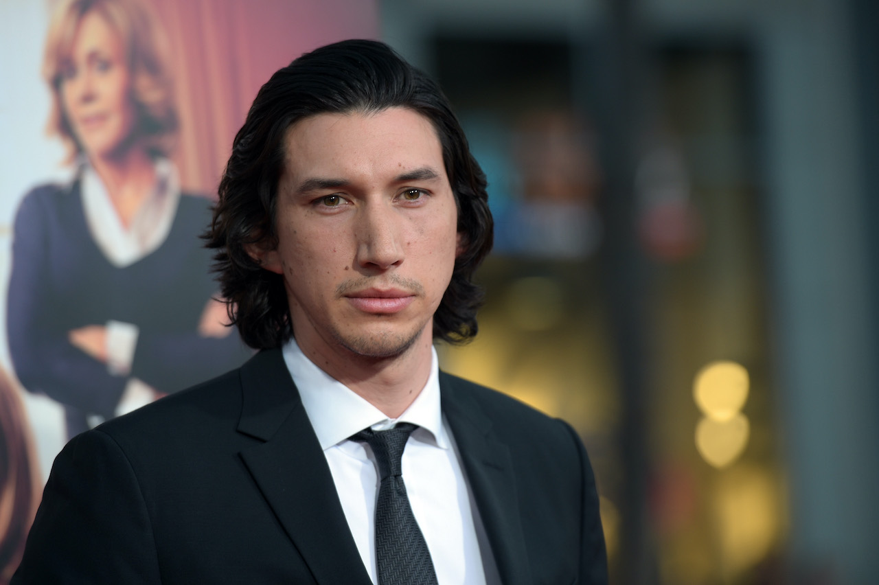 "Adam Driver arrives at the premiere of Warner Bros. Pictures' ""This Is Where I Leave You"" at TCL Chinese Theatre"