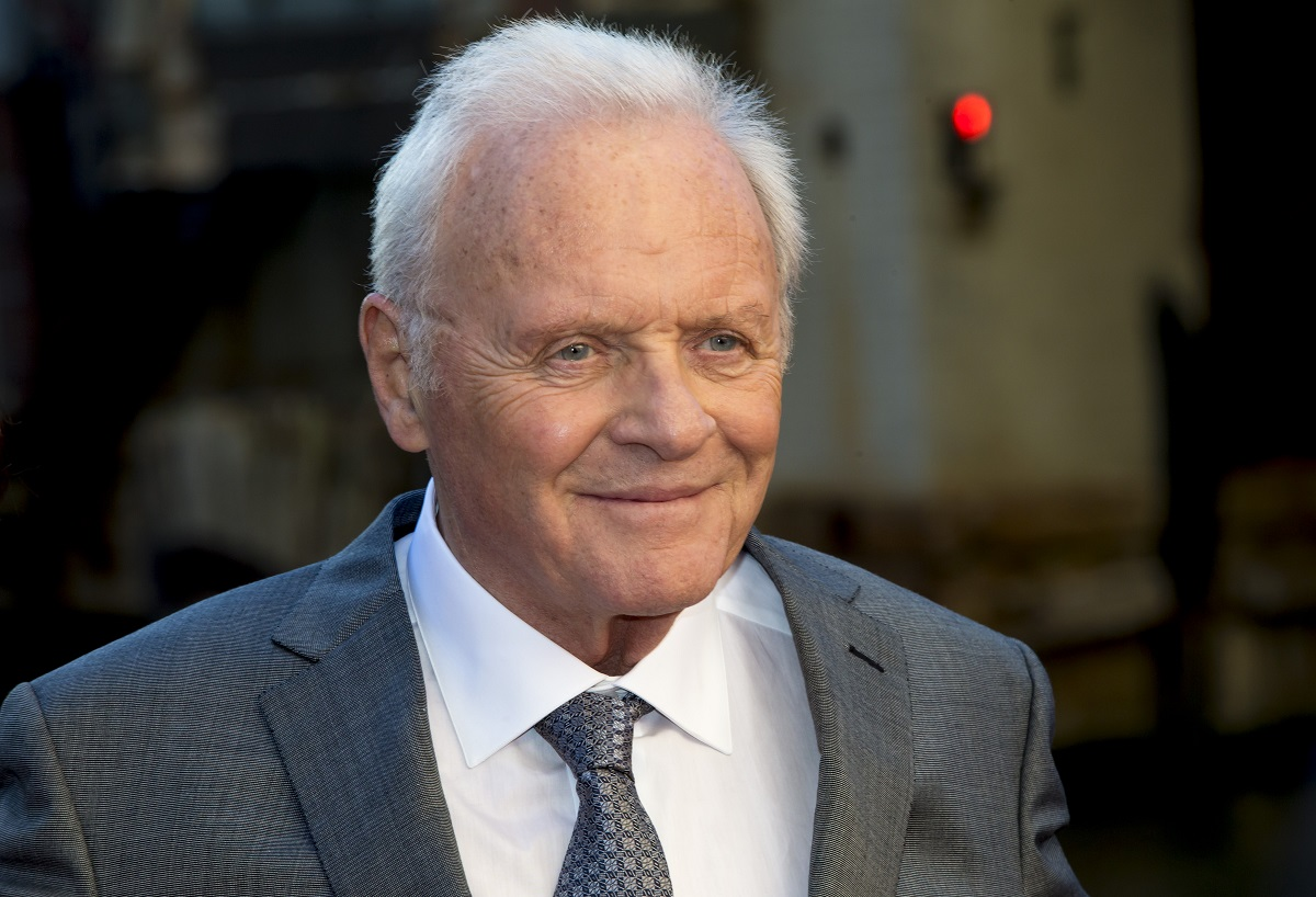 Anthony Hopkins on June 20, 2017, in Chicago, Illinois.