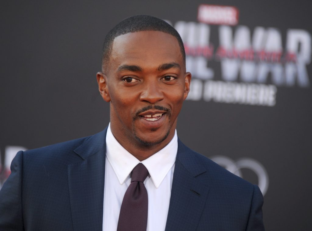 'The Falcon and the Winter Soldier' Star Anthony Mackie Would Catch and Grill Fish In Between Takes While Filming 'Infinity War' and 'Endgame'