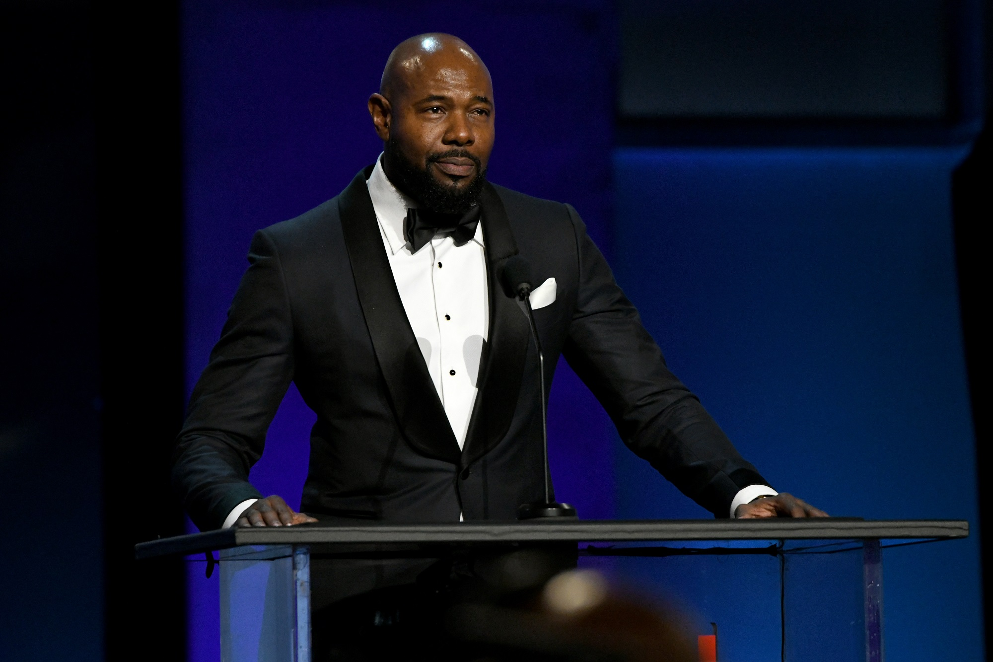 'Emancipation' director Antoine Fuqua canceled Georgia plans