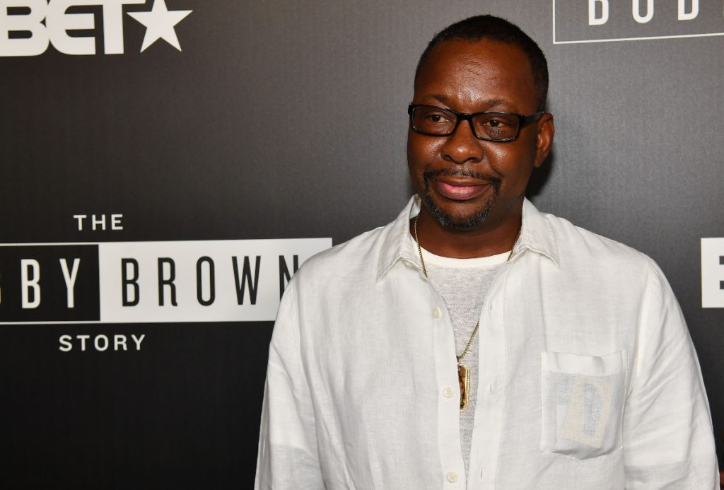 Bobby Brown attends premiere of 'The Bobby Brown Story' in Atlanta, Georgia, 2018 | Paras Griffin/Getty Images for BET