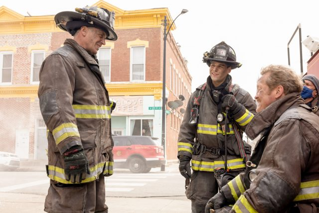 'Chicago Fire': The Season Finale Is Going to Be 'Rough', Showrunner Says