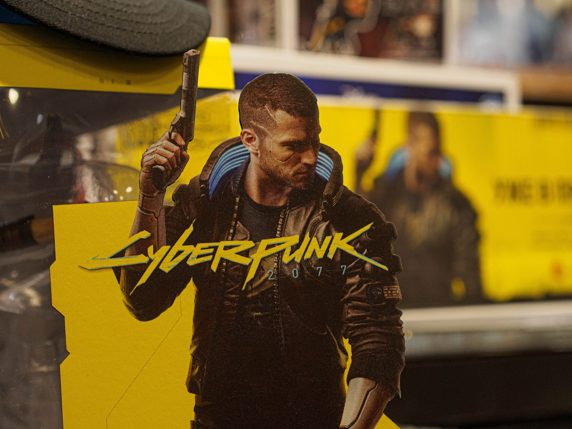 Promotional materials Cyberpunk 2077 by CD Projekt Red