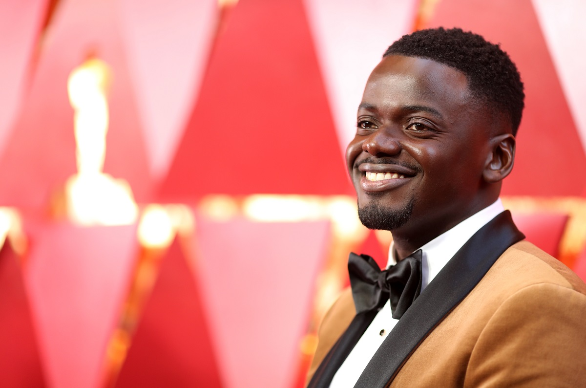 Daniel Kaluuya attends the 90th Annual Academy Awards on March 4, 2018, in Hollywood, California.
