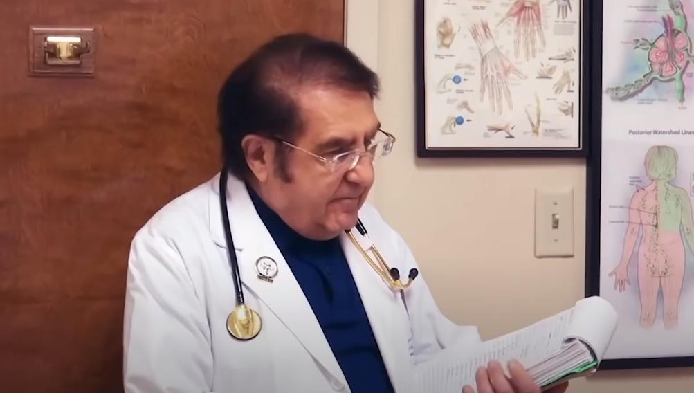 Dr. Nowzaradan on My 600-Lb Life