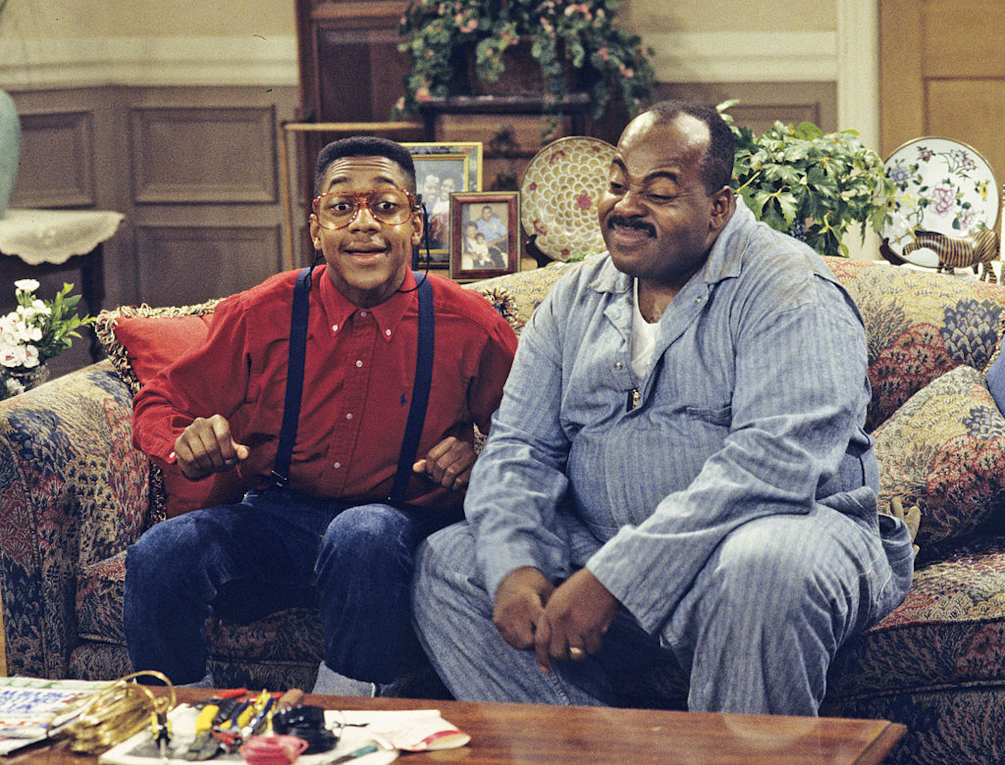 Steve Urkel was intended to appear in one episode of Family Matters, but he was cast as a character on the series on audience demand.