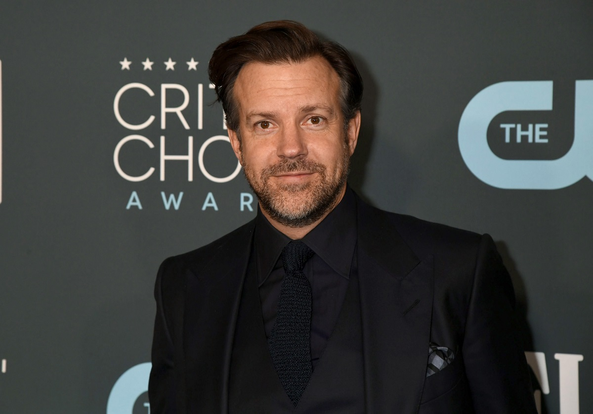 Jason Sudeikis attends the 25th Annual Critics' Choice Awards on January 12, 2020