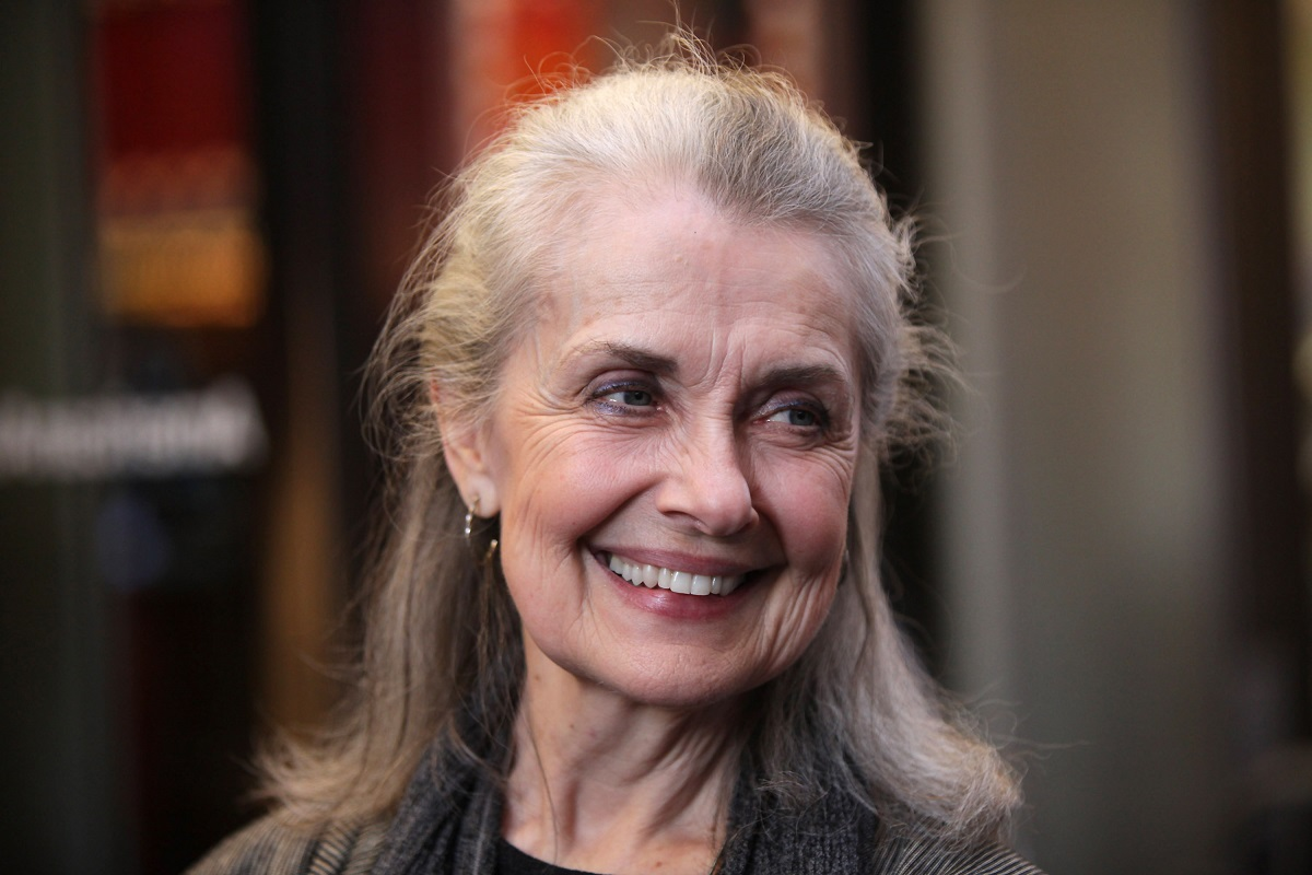 Mary Beth Peil on April 29, 2010, in New York City.