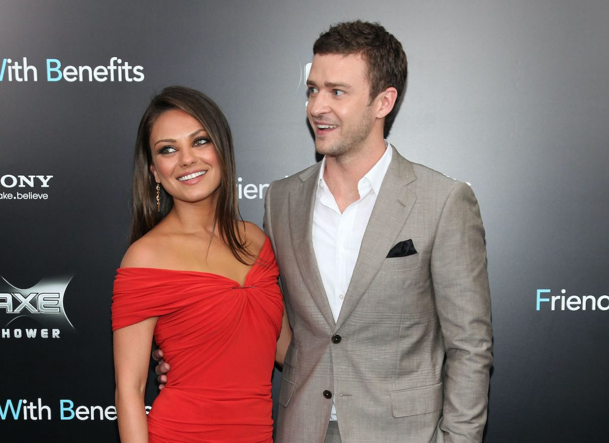 """Friends with Benefits"" premiere at Ziegfeld Theater on July 18, 2011 in New York City"