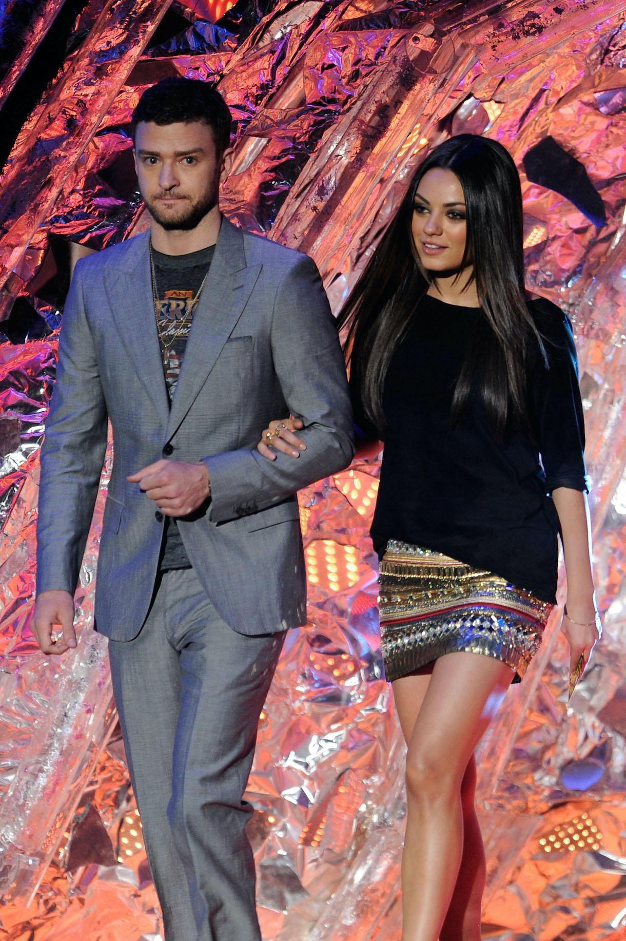 TURK - The BOUNCE: Justin Timberlake and Mila Kunis Talk