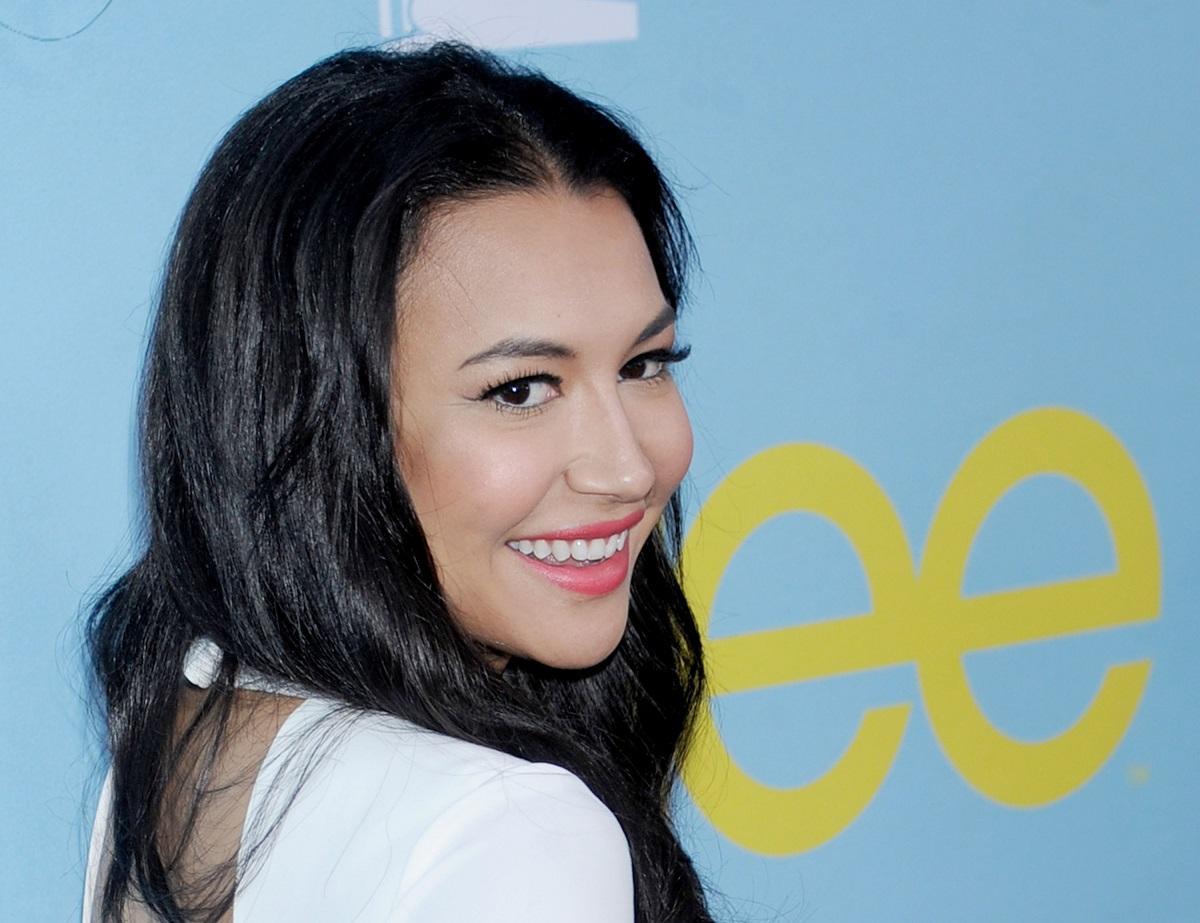 Naya Rivera at the TV Academy screening of 'Glee' on May 1, 2012.