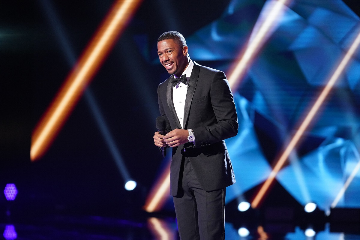 Nick Cannon on 'The Masked Singer'