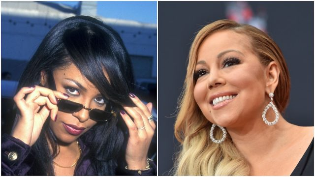 Aaliyah Inspired Mariah Carey With a Personal Message Just Days Before Her Death