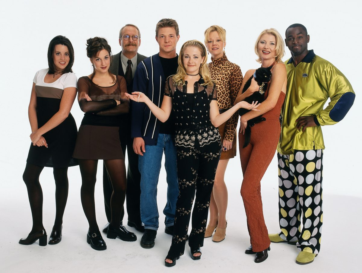 Cast of Sabrina, The Teenage Witch