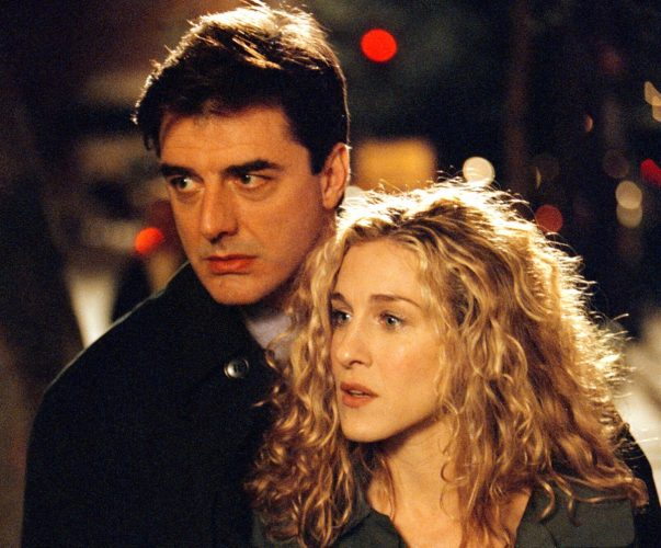 'Sex and the City' Chris Noth Once Mocked Carrie's Love Life: 'How Many Boyfriends Did She Have?'