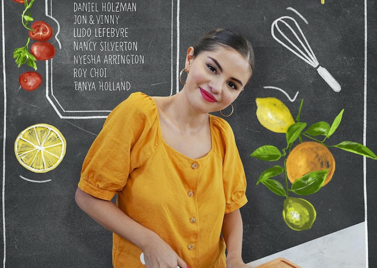 Selena Gomez in 'Selena + Chef'