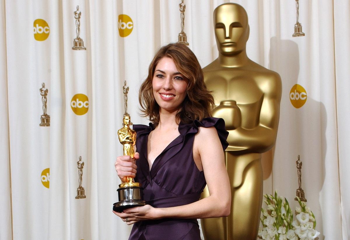 Sofia Coppola, winner for Best Original Screenplay Academy Award for 'Lost in Translation'