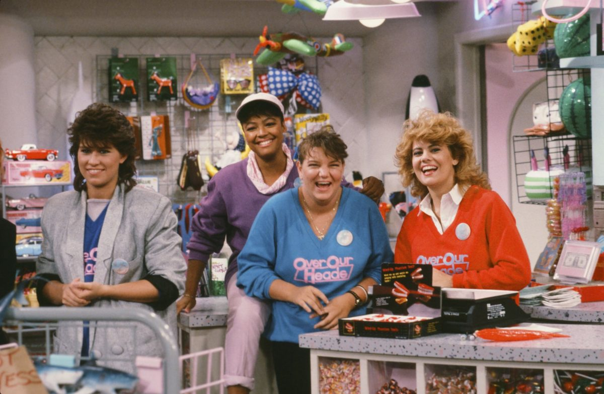 Nancy McKeon as Joanne 'Jo' Polniaczek, Kim Fields as Dorothy 'Tootie' Ramsey, Mindy Cohn as Natalie Green, Lisa Whelchel as Blair Warner