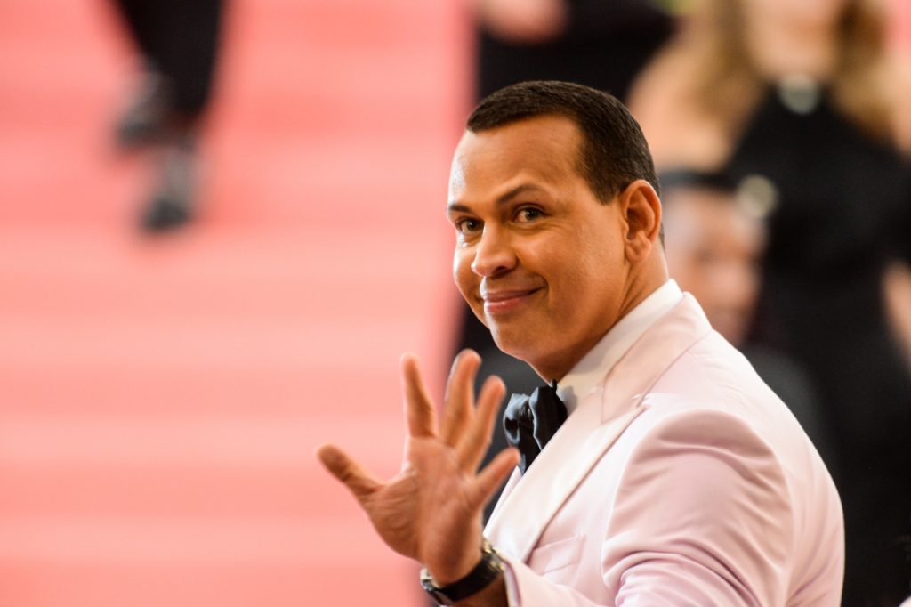 Alex Rodriguez attends The 2019 Met Gala Celebrating Camp: Notes on Fashion at Metropolitan Museum of Art on May 6, 2019 in New York City.