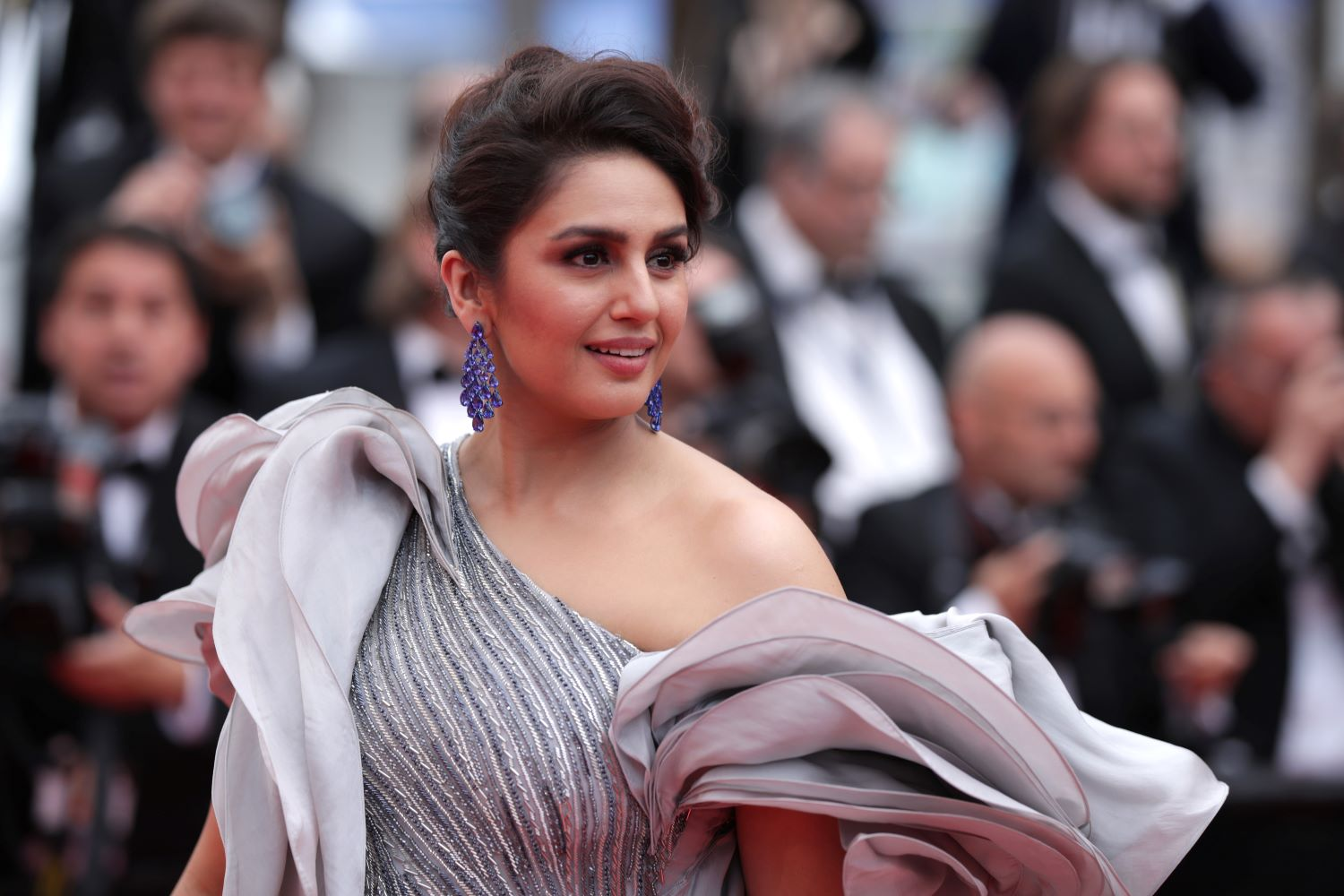 'Army of the Dead' star Huma Qureshi at the 72nd Annual Cannes Film Festival in 2019