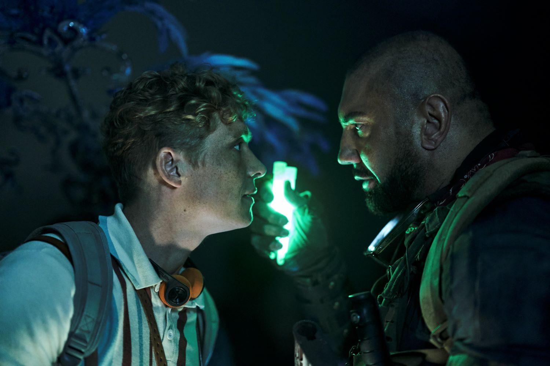 'Army of the Dead' stars Matthias Schweighöfer and Dave Bautista