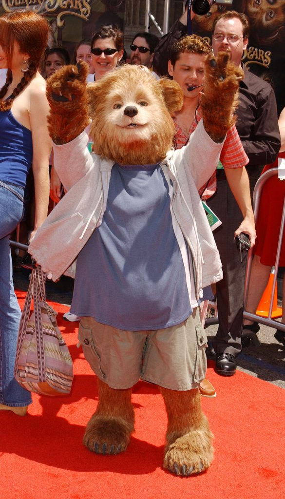 The premiere of Disney's 'The Country Bears' at the El Capitan Theatre in 2002