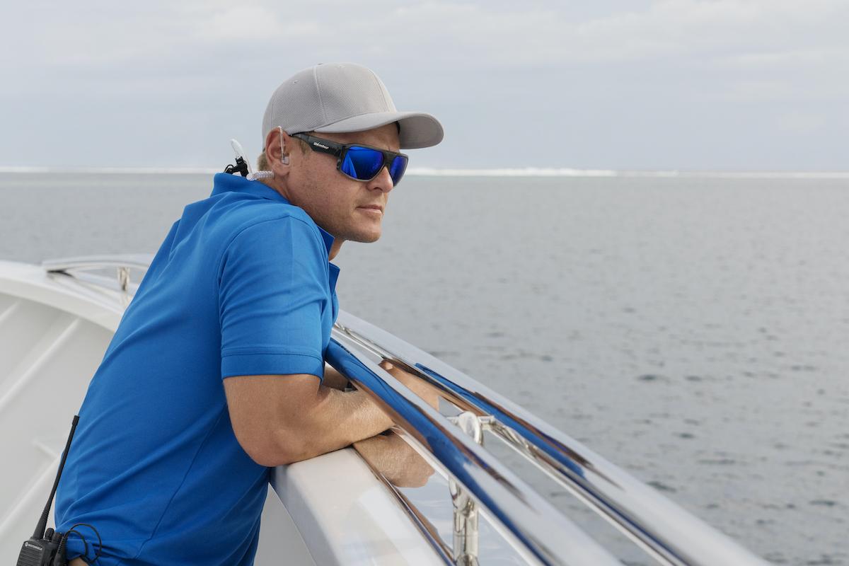 Ashton Pienaar had a near-death experience on Below Deck Season 6