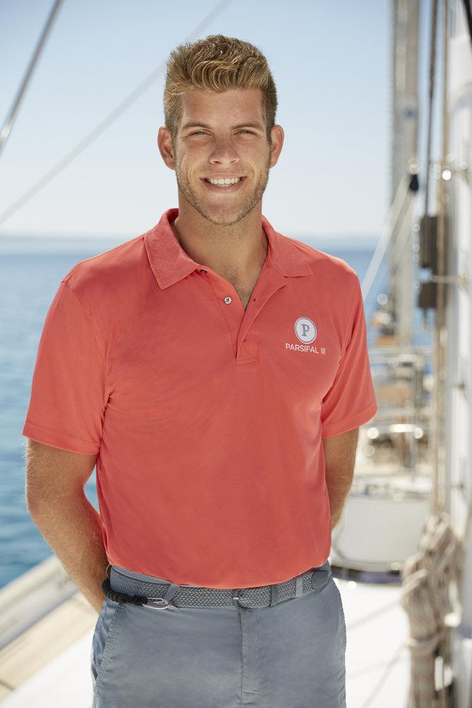Jean-Luc Cerza-Lanaux cast photo on Below Deck Sailing Yacht