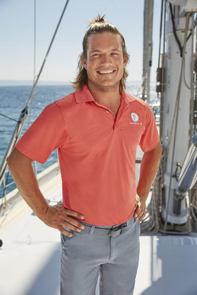 Gary King cast photo from Below Deck Sailing Yacht Season 2